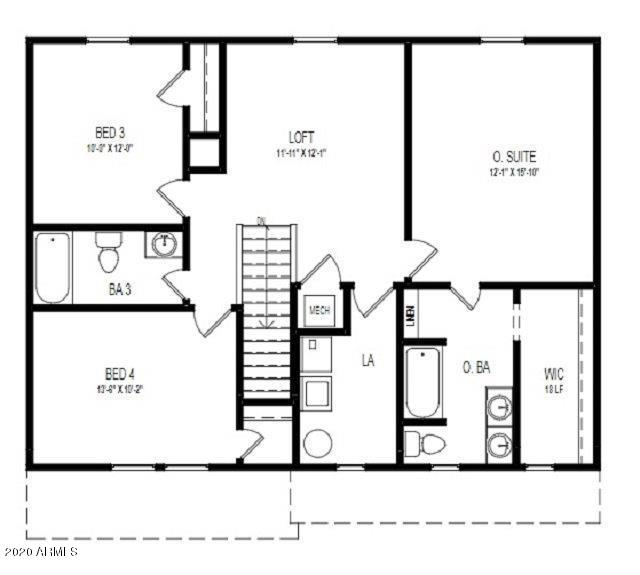 1802 2-Car - Floor Plan - BROCHURE - GRP