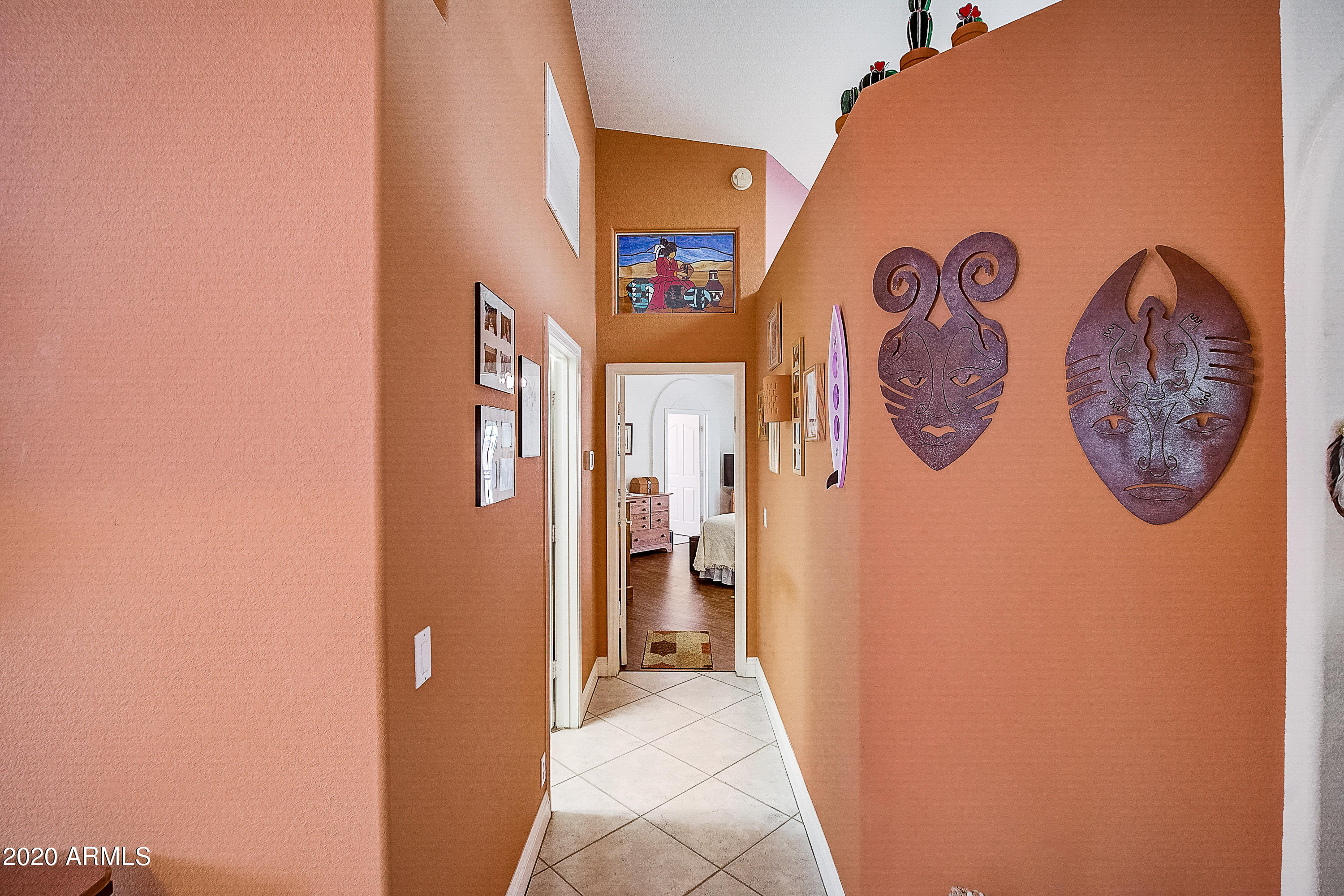 20-Hallway to Master Bedroom