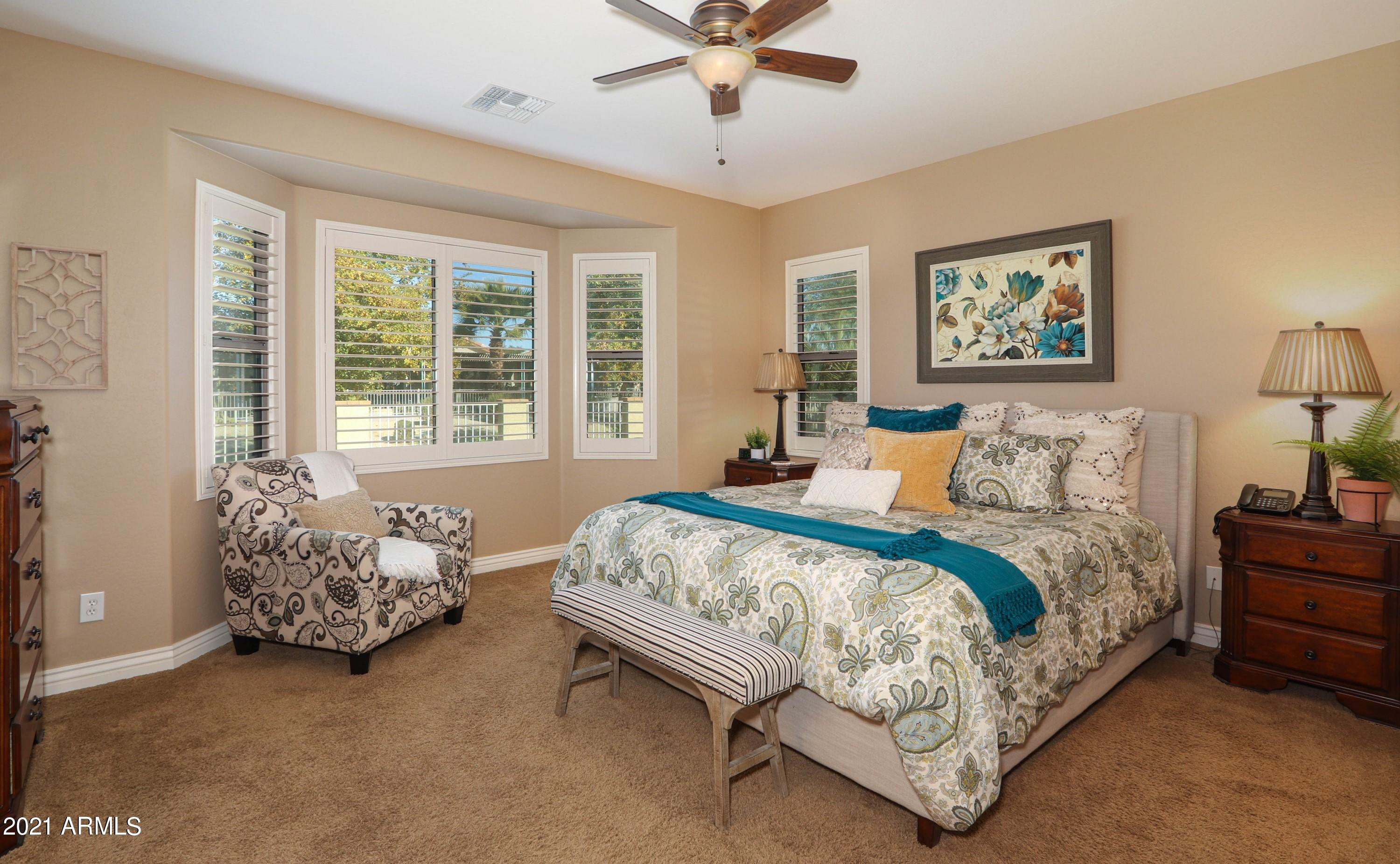Master Suite with