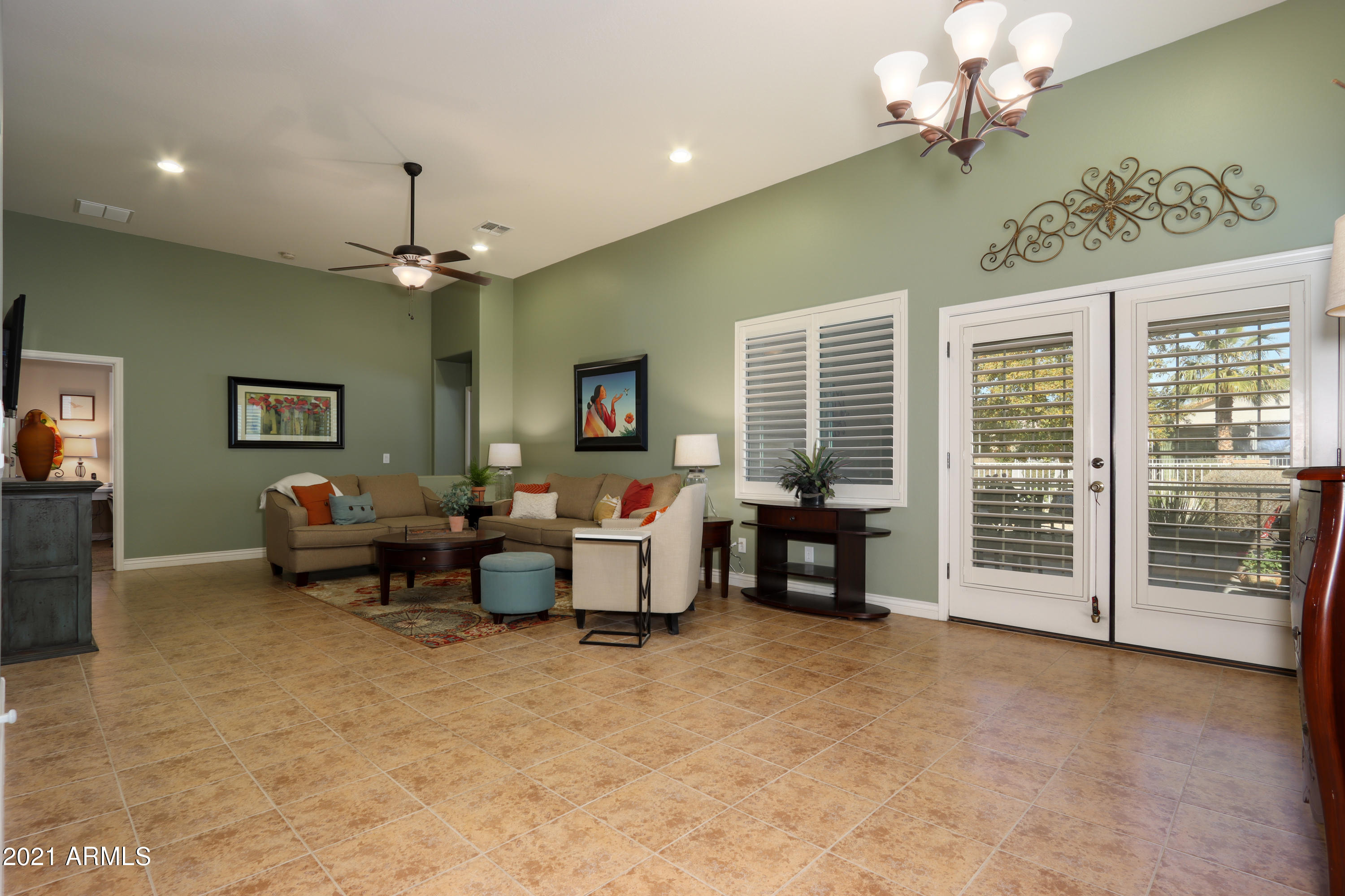 Plantation Shutters Throughout