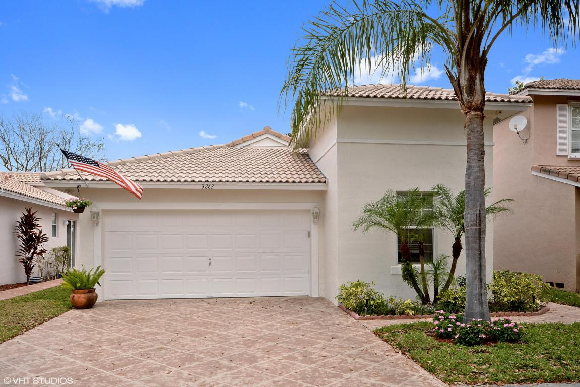 3863 NW 63rd Court, Coconut Creek, Florida image 1