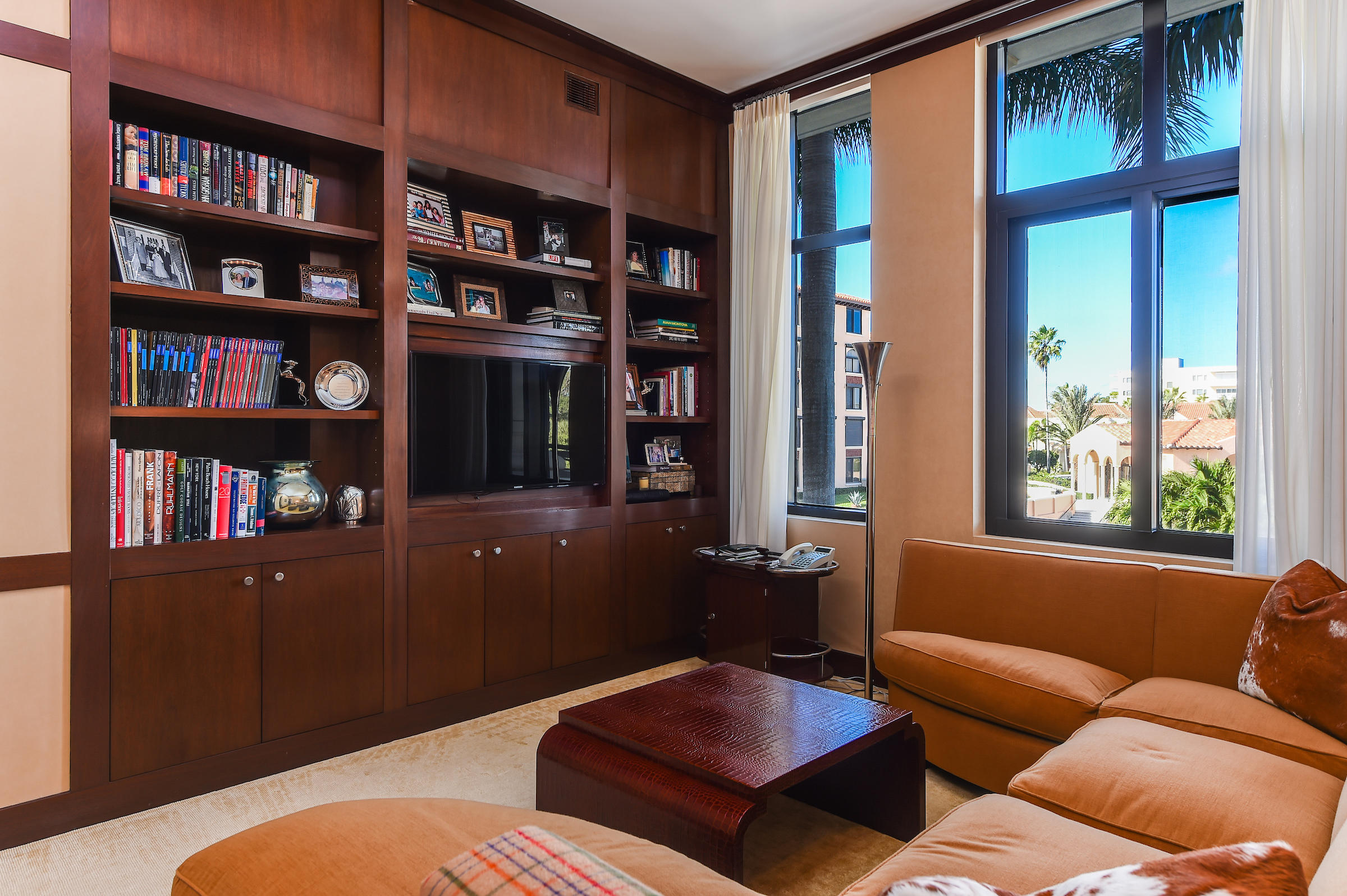 Library/Third Bedroom