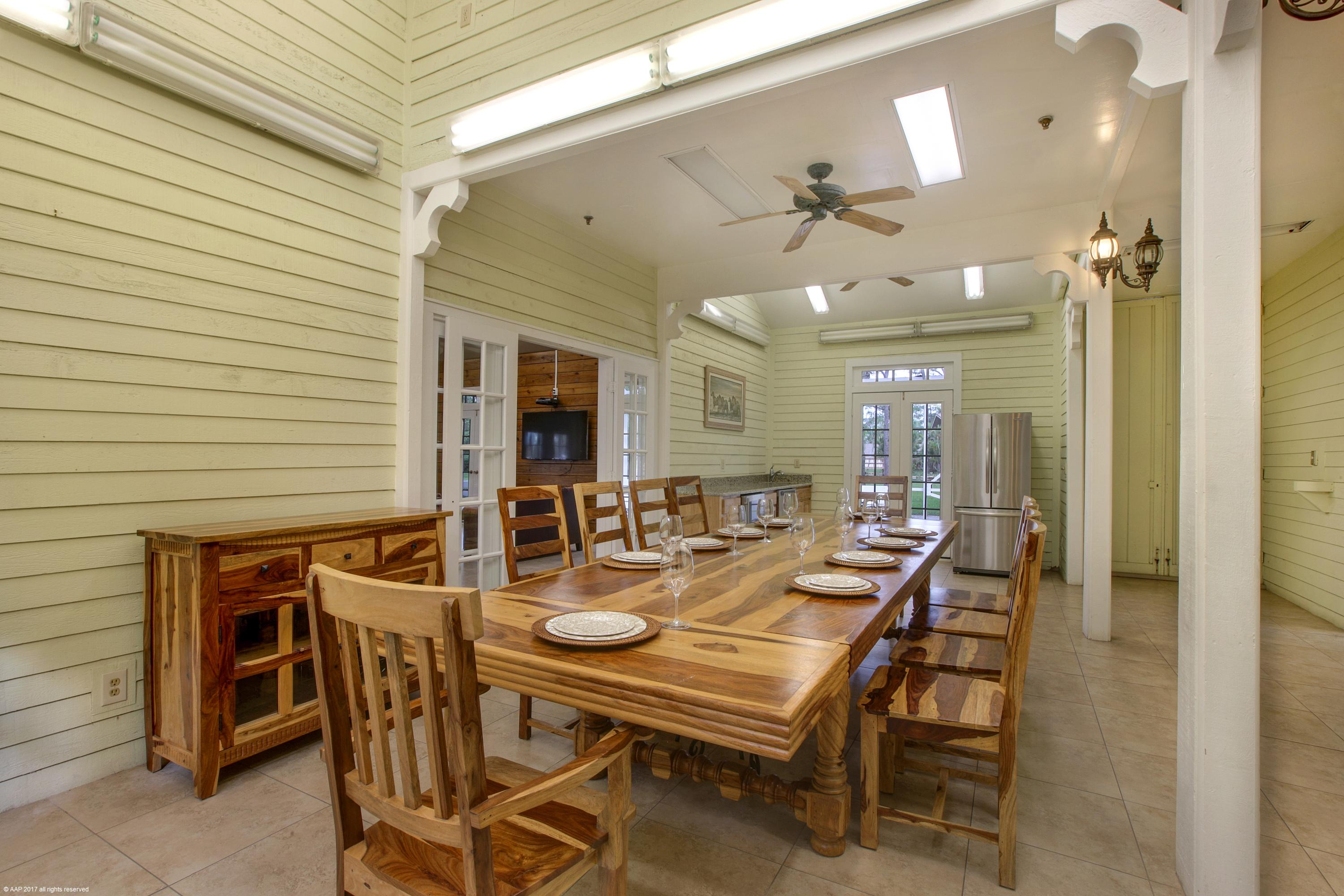 Club House Dining room