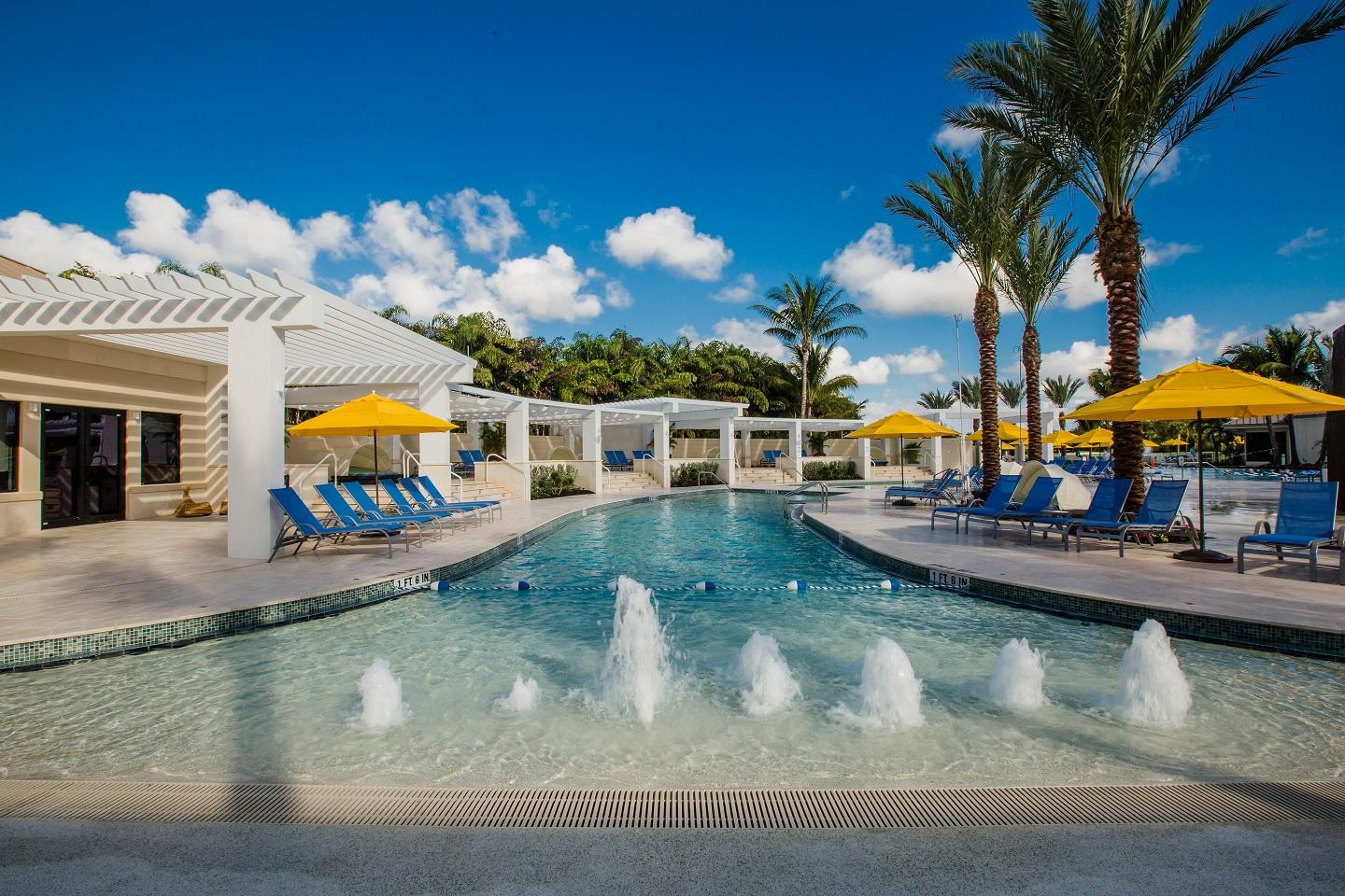 St Andrews Country Club Activity Pool