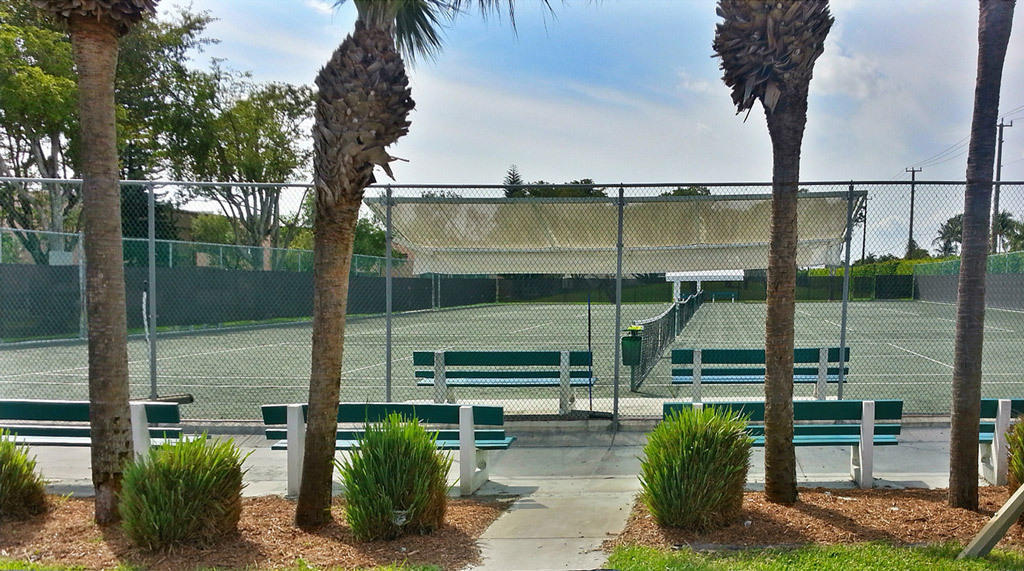 KP Tennis Courts I