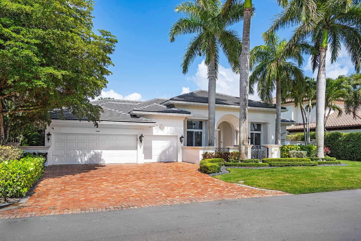 2166 West Silver Palm Road