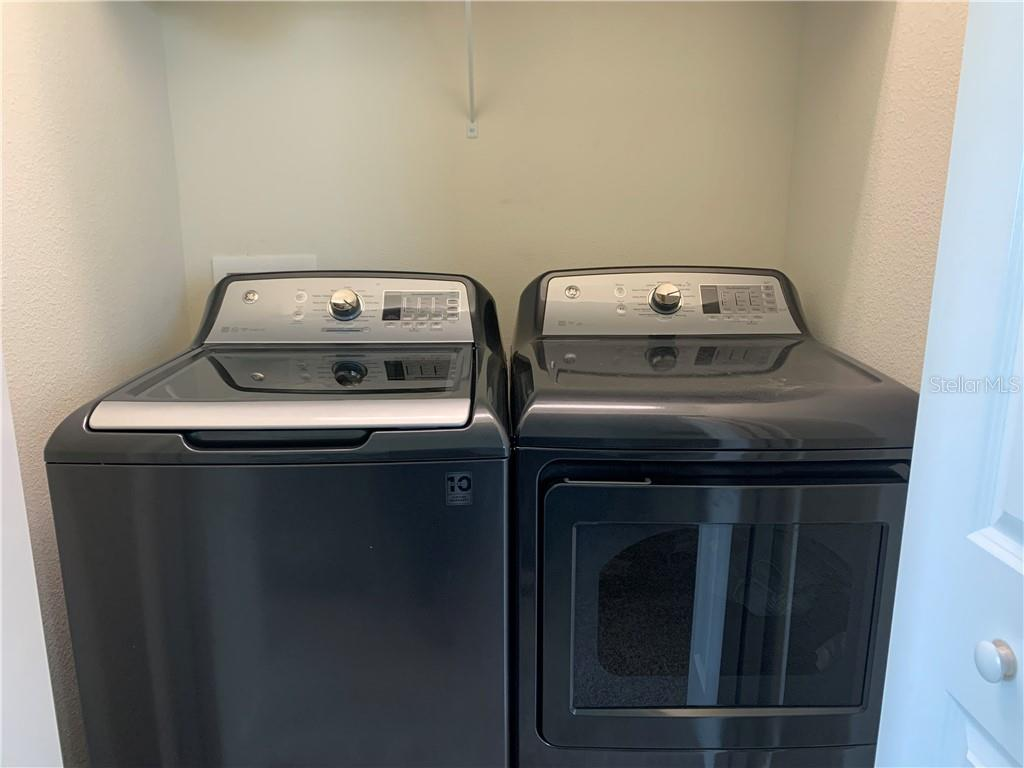 Newer washer and dryer remains!