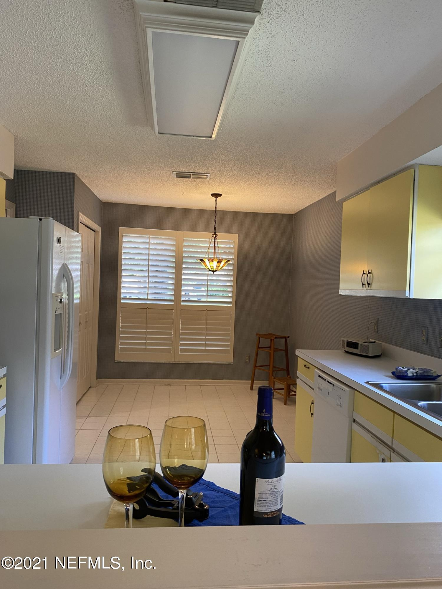 Kitchen from Pass Through in Dining Room