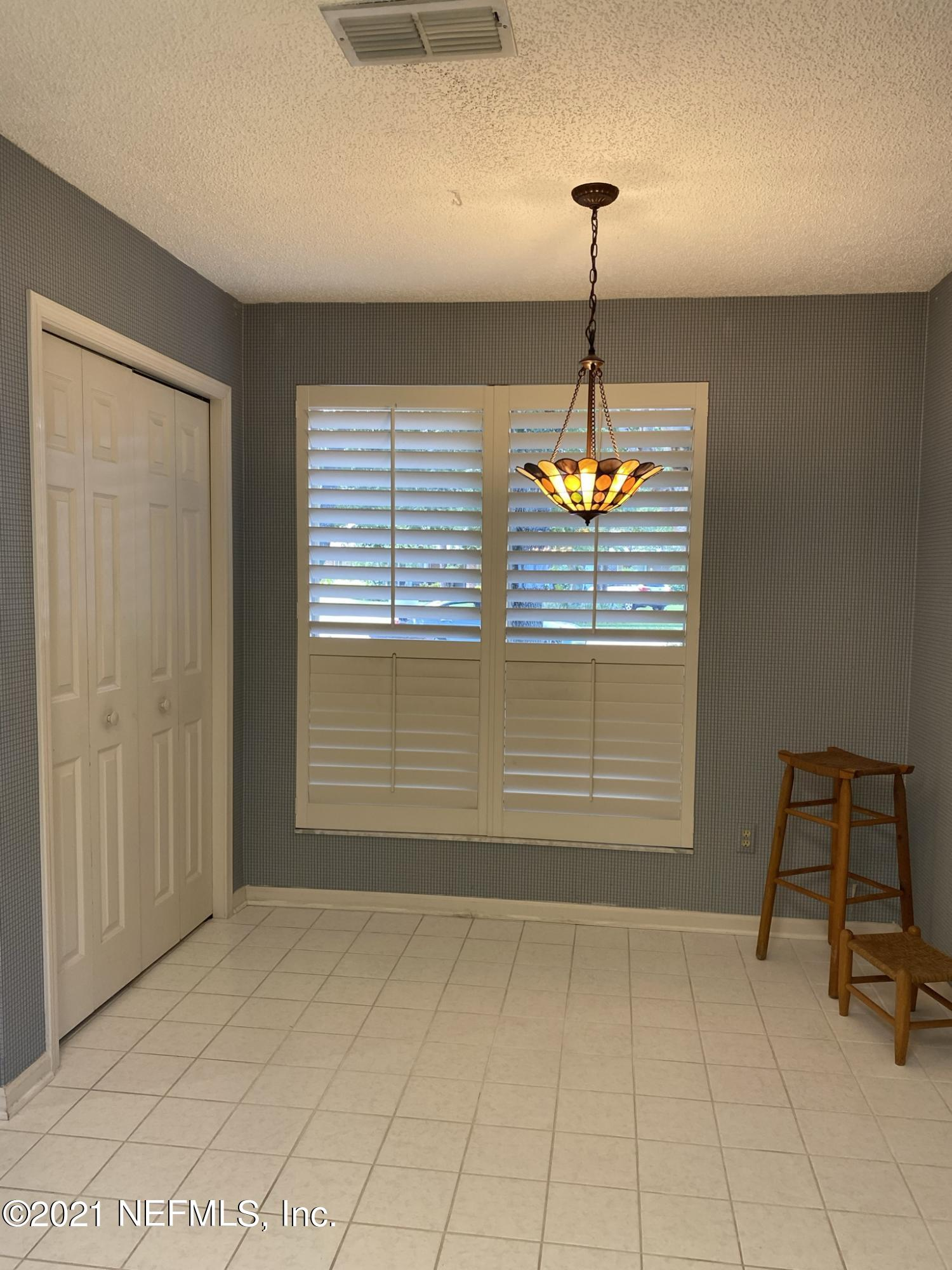 Pantry and Breakfast Nook