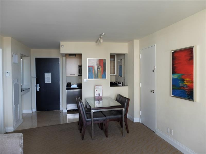 Your Unit has Everything You Need whether you are visiting a few Days or Weeks, Or your Guests as Part of the Hotel Program are visiting. Resort Style Living at its Finest!
