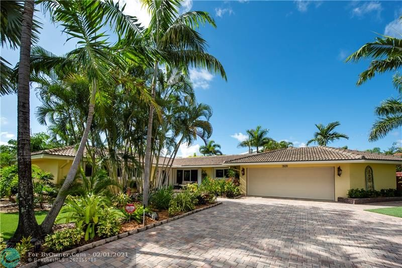 Welcome Home to your Tropical Paradise!