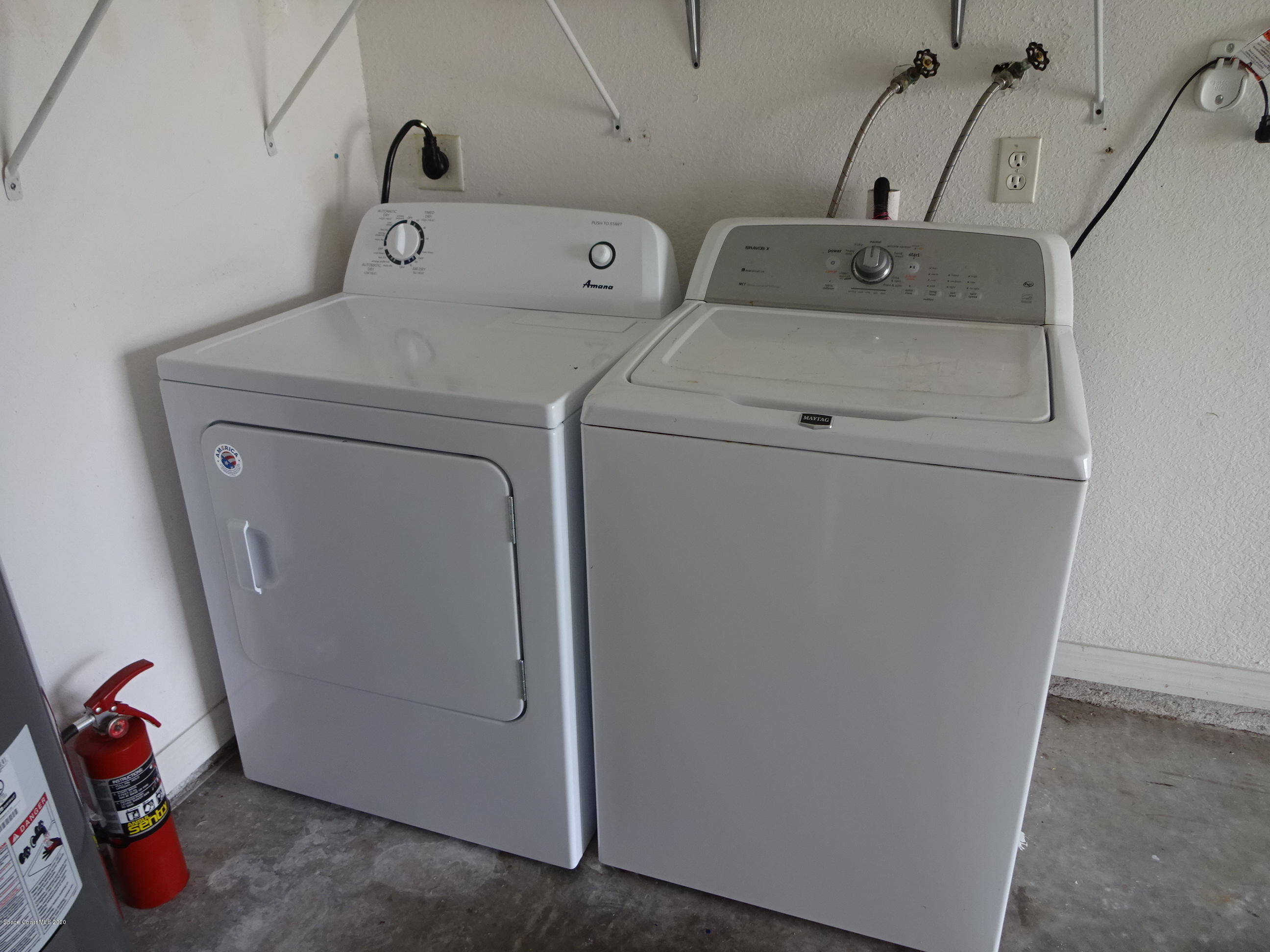Washer & Dryer do Convey