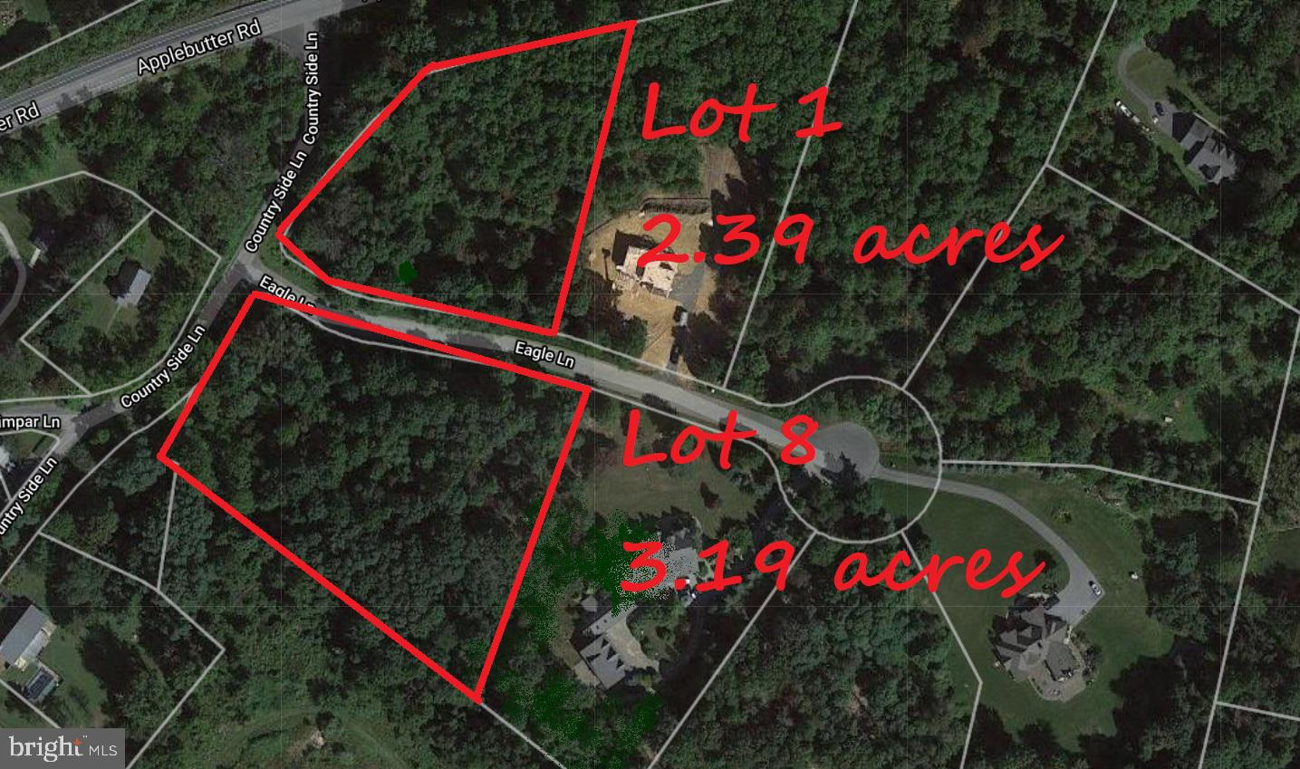 LOT 1 and 8 Eagle  , HELLERTOWN, Pennsylvania image 1