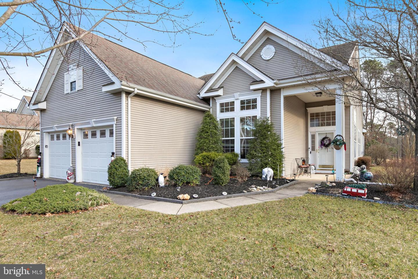 107 Golf View Drive , LITTLE EGG HARBOR TWP, New Jersey image 1