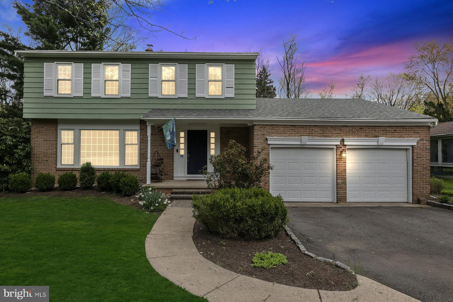 36 Merion Place , LAWRENCEVILLE, New Jersey image 1